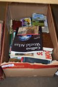 BOX OF BOOKS, MAINLY PAPERBACKS
