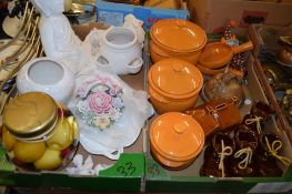 MIXED CERAMIC KITCHENWARES
