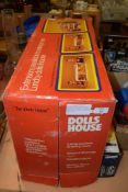 LARGE DOLLS HOUSE IN ORIGINAL BOX