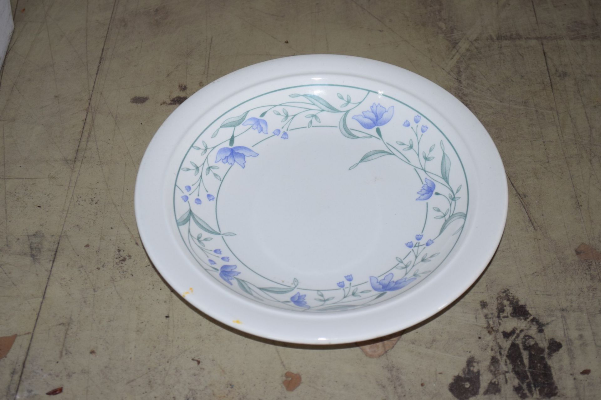 Crate: approx 93 floral decorated Bowls. - Image 2 of 2