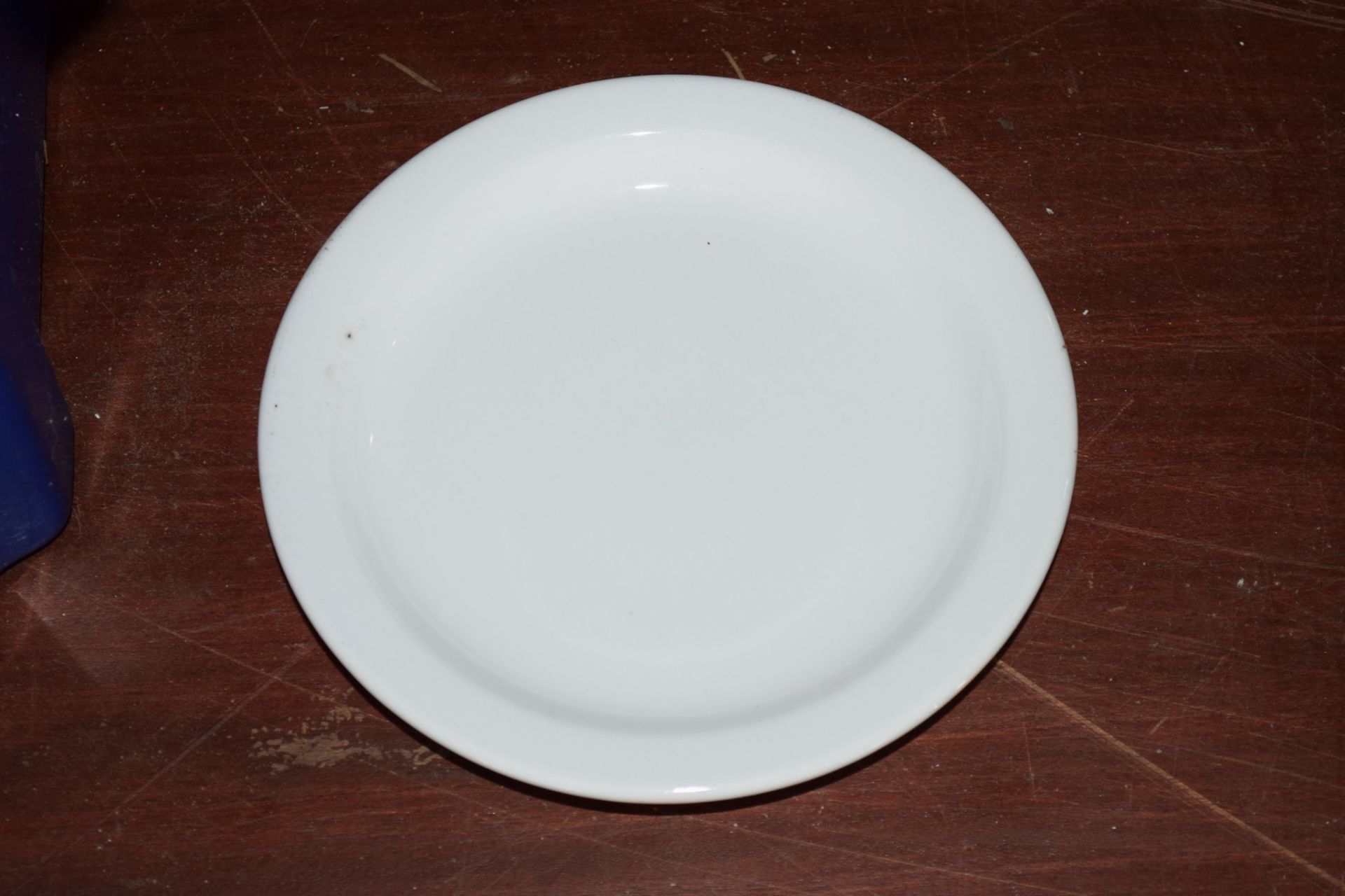Crate: 60 white Side Plates. - Image 3 of 3