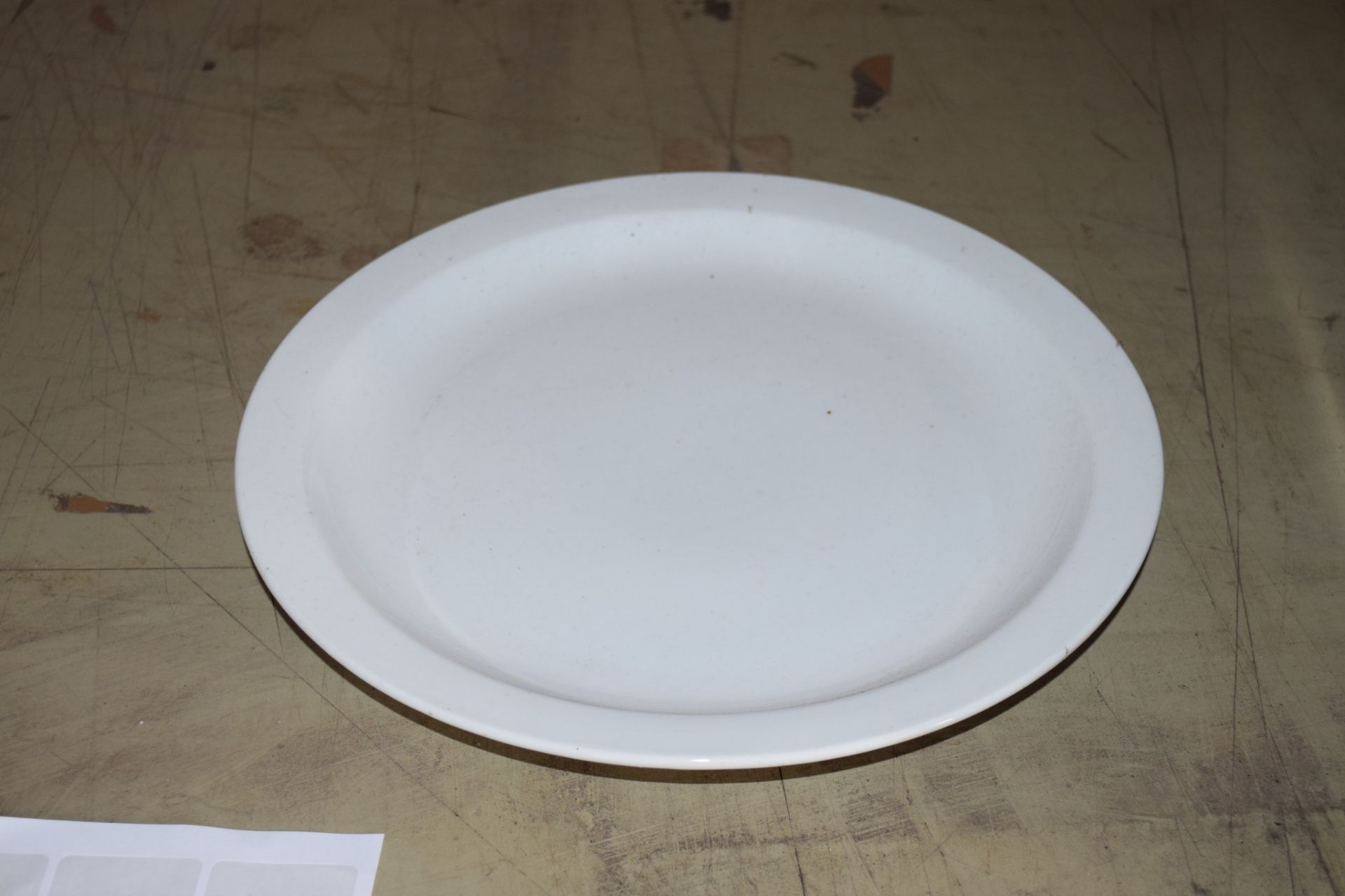 Crate: approx 22 oval Serving Plates. - Image 2 of 2