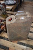 VINTAGE JERRY CAN