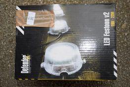 BOXED DEFENDER 110V LED FESTOON IN BOX (UNOPENED)