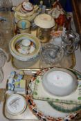 QUANTITY OF CERAMICS INCLUDING FOLEY CHINA, CAN AND SAUCER