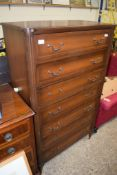 REPRODUCTION 7-DRAWER CHEST, 85CM WIDE