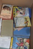 BOX OF BOOKS, VARIOUS TITLES, MAINLY CHILDREN'S