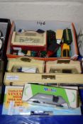 MODEL CARS FROM DAYS GONE BY AND VARIOUS OTHER MAKERS