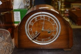 MANTEL CLOCK MADE BY SMITHS OF ENFIELD