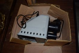 BOXED EPISCOPE PROJECTOR