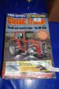 GROUP OF CLASSIC TRACTOR MAGAZINES