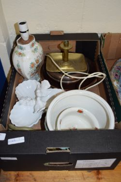 Weekly General Sale inc Antique & Modern Furniture, Antiques & Collectables, and more