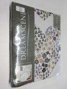 House of Hampton Diego Duvet Cover Set, Size: Double - 2 Standard Pillowcases, Colour: Natural,