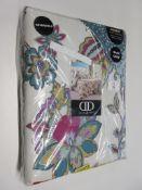 Latitude Vive Dariel Bettbezug Set, Size: Double - 2 Standard Pillowcases, RRP £23.99