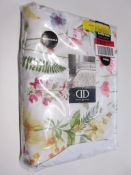 Bay Isle Home Redcar Percale Duvet Cover Set, Size: Super-King, RRP £26.99