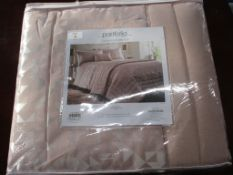 Canora Grey Winon Throw, Colour: Pink, RRP £49.99