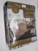 Rosdorf Park Colbert Duvet Cover Set, Colour: Oyster, Size: Kingsize - 2 Standard Pillowcases,