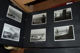 """PHOTOGRAPH ALBUM """"HOLIDAY IN SPAIN 1956"""""""