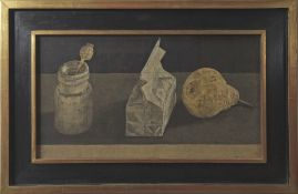 •AR Antony Williams, NEAC, PSRP (born 1964), Still Life study, oil on panel, signed and dated 98