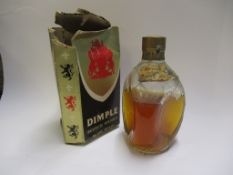 Dimple Haig Whisky in original box - 70° proof, 1 bottle