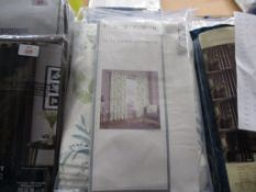 Brambly Cottage Otelia Eyelet Room Darkening Curtains, Panel Size: Width 229 x Drop 229cm, RRP £67.