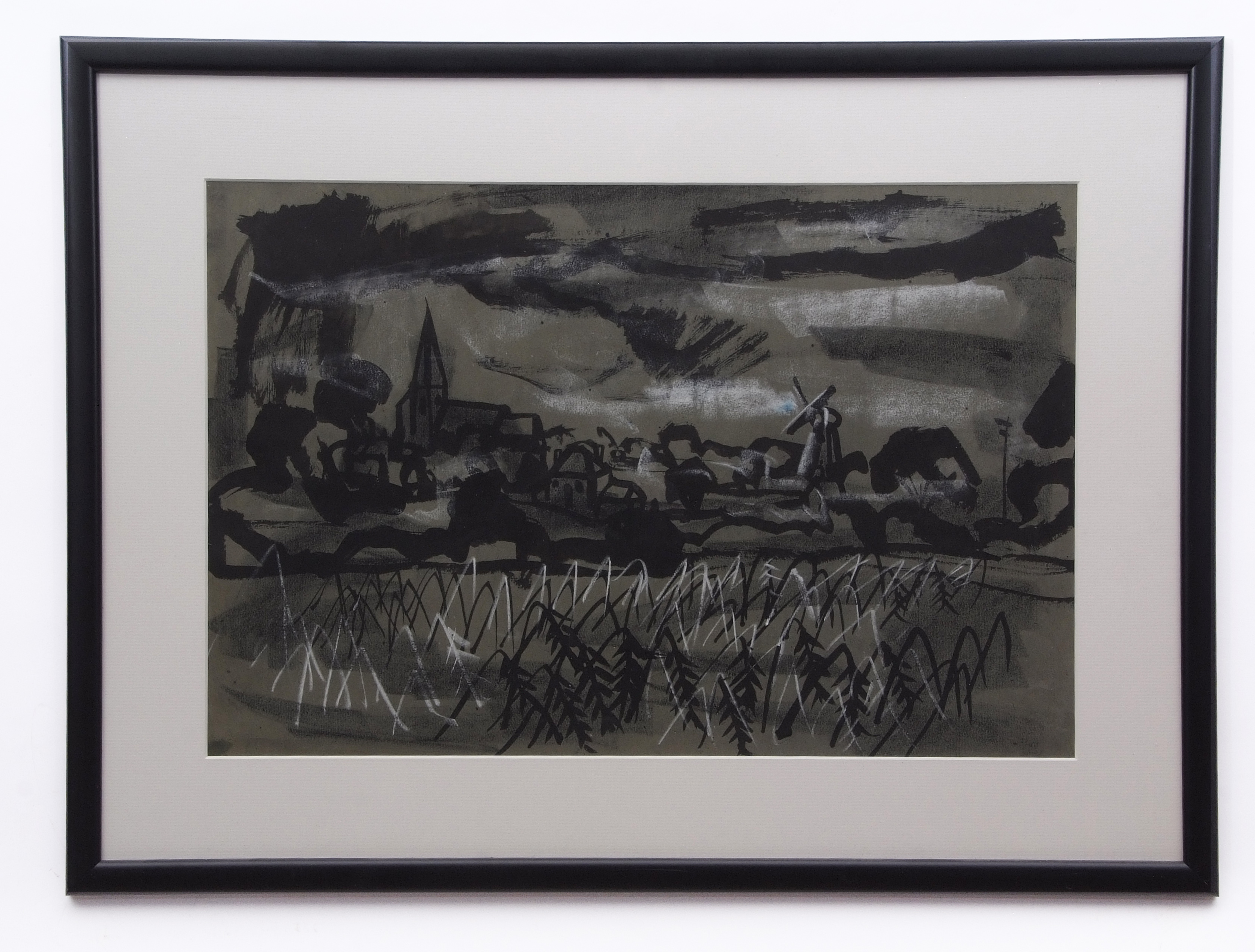 David Smith, Landscapes, coastal scenes etc, group of 13 watercolours, some signed, assorted - Image 13 of 13