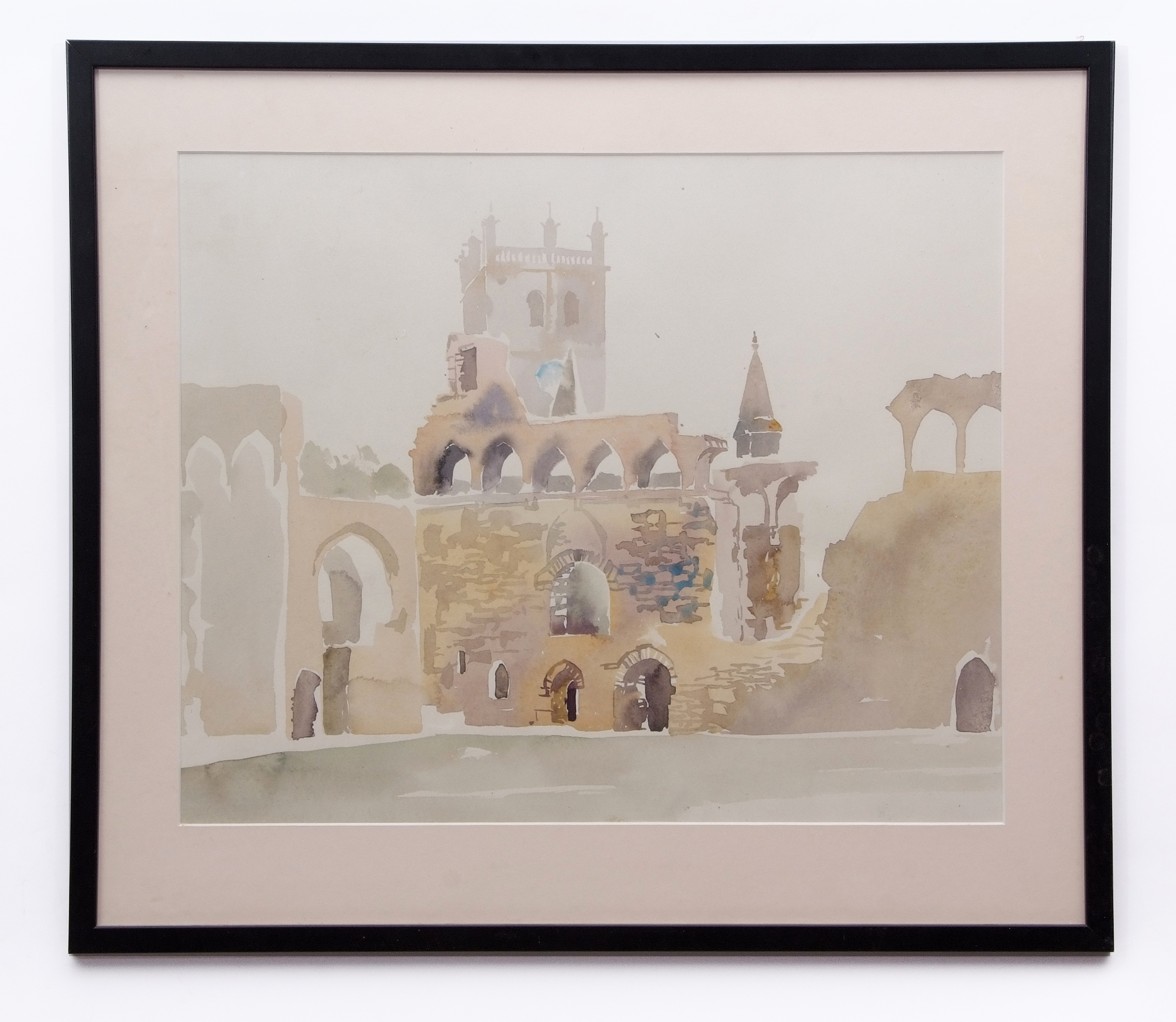 David Smith, Landscapes, coastal scenes etc, group of 13 watercolours, some signed, assorted - Image 4 of 13