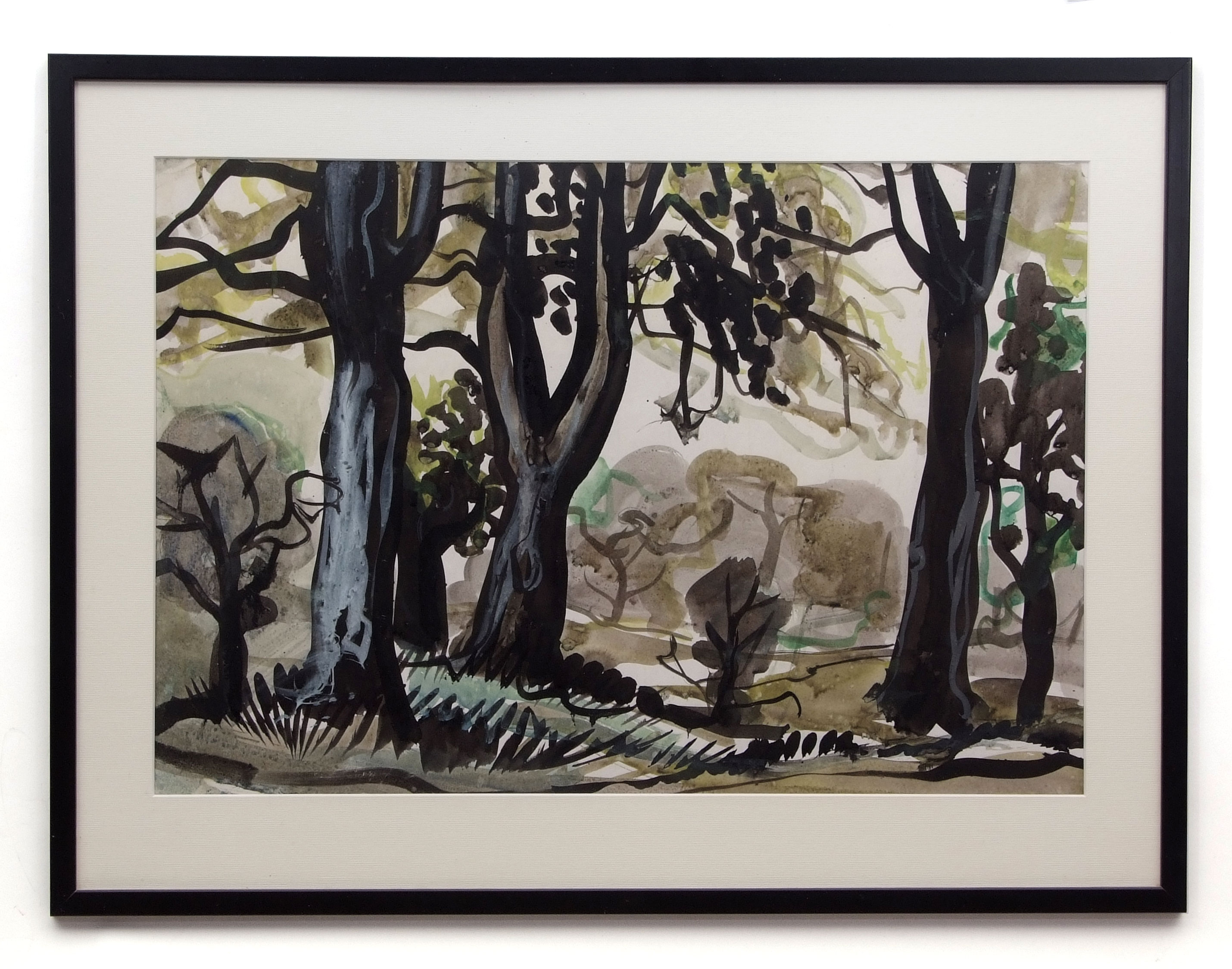 David Smith, Landscapes, coastal scenes etc, group of 13 watercolours, some signed, assorted - Image 8 of 13