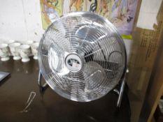 Portable Fans Metal High-Velocity Cold Air Circulator Box Fan, 30.99, RRP £0.0322684737011939