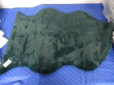 Mercury Row Fake Fur Jozias L Green, , RRP £27.99