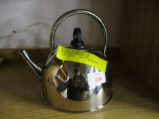 Jean Patrique Classic 1.6L Stainless Steel Whistling Stovetop Kettle, , RRP £14.98