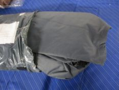 Accent Pillows Marie Cushion Cover, Colour: Silver, RRP £9.99