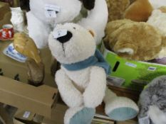 NICCI DOG SOFT TOY