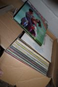 BOX CONTAINING LPS