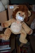 SOFT TOY TEDDY BEAR MADE BY BUSSI LION