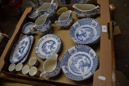 TEA WARES BY WOOD & SONS IN THE YUAN PATTERN