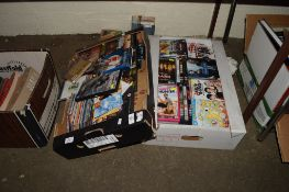 BOX CONTAINING MIXED CDS
