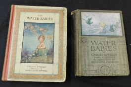 CHARLES KINGSLEY: THE WATER-BABIES, ill Mabel Lucie Attwell, [1915], 1st edition, 12 coloured plates