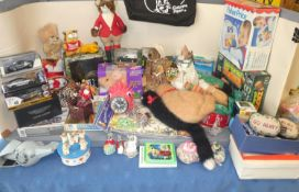 Qty of toys, games, cars, children's books, Lego, hairbands etc