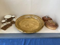 Qty of good quality decorative items and kitchen ware including Pilivite (French Porcelain) tureens,