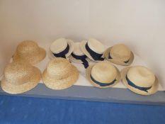 Qty of school hats
