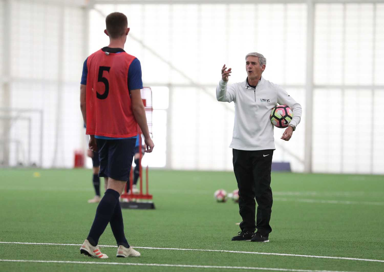 Exclusive Coaching Session with a League Managers Association Ambassador A chance for your