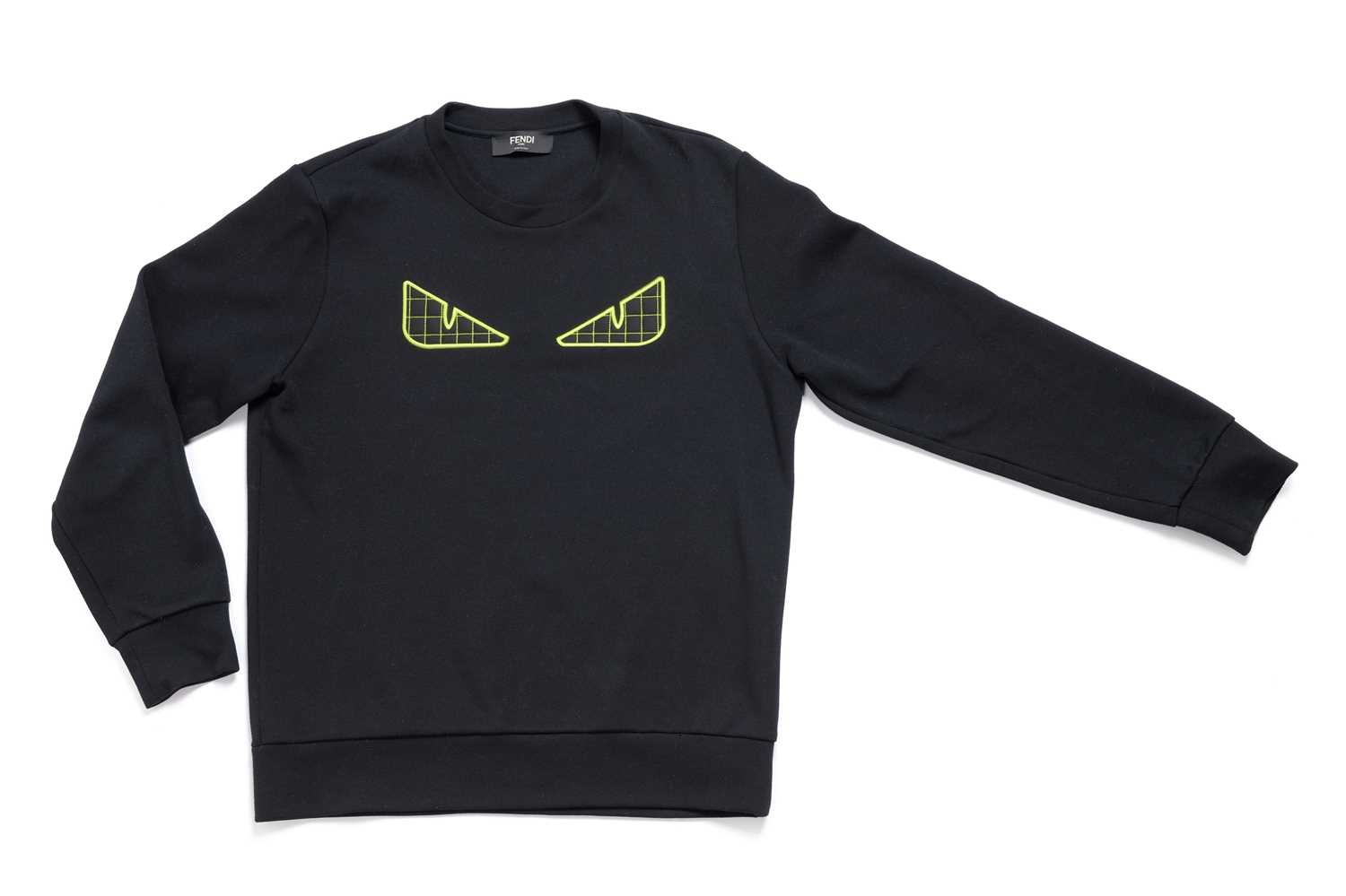 Ed Sheeran's Fendi Sweatshirt, worn in the Video Shoot with Stormzy for Take Me Back to London