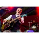 Steve Harley's Adam Black 12 String Electro-Acoustic Guitar plus 2 VIP Guest Tickets to a Concert