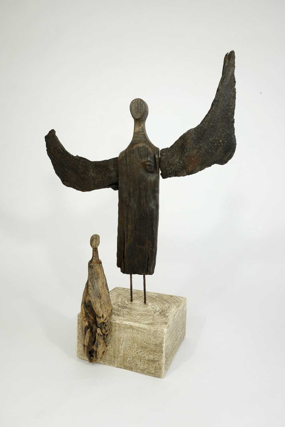Roger Hardy The Guardian Sculpture & Visit to the Artist's Studio in Suffolk The Guardian