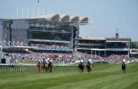 Newmarket Racecourse VIP Experience for 4 people with full hospitality at The Rowley Mile Course