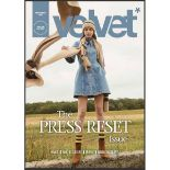A Feature Page in the Award-Winning Velvet Magazine An opportunity to promote your business with a