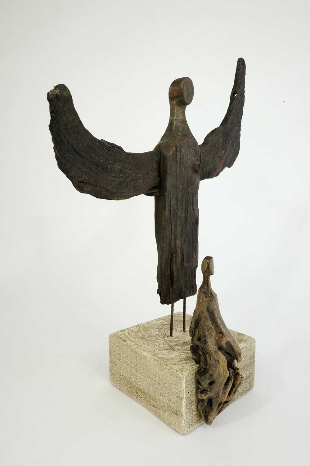 Roger Hardy The Guardian Sculpture & Visit to the Artist's Studio in Suffolk The Guardian - Image 2 of 2
