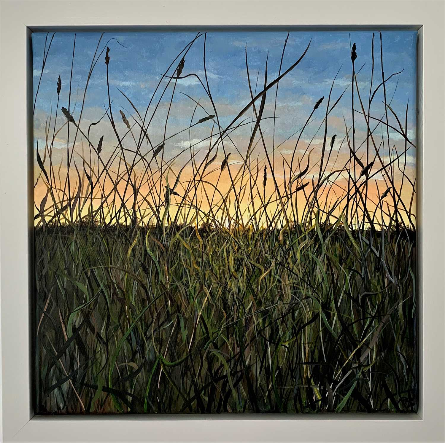 Ruth Simpson Painting The Heath Ruth Simpson is a Suffolk-based artist, living near Hessett in a - Image 2 of 2