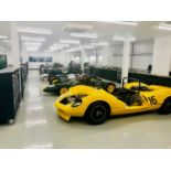 VIP Visit to Classic Team Lotus in Norfolk for 6 People as Personal Guests of Clive Chapman A